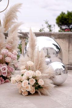 Balloon Decorations Party, Wedding Ceremony Decorations, Flower Decorations, Wedding Centerpieces, Wedding Table, Boho Wedding, Floral Wedding, Rustic Wedding, Wedding Flowers