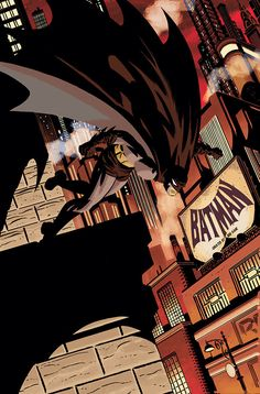 Batman: Ego and Other Tails by Darwyn Cooke Batman Beyond, Nightwing, Batgirl, Dark Knight, Comic Character, Comic Book Characters, Superhero Characters, Marvel Dc Comics, Comic Covers