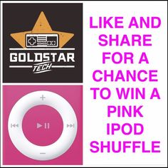 October is Breast Cancer Awareness Month! Let's raise awareness and funds together! Like and share this post to be entered into a drawing for a free pink iPod shuffle! Winner will be announced Tuesday, October 18th by 2pm!