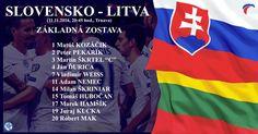 Slovensko - Litva