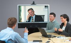 live video conferencing