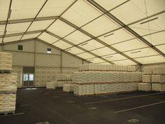 Bei Lagerbedarf in XXL ist unsere Jumbo Halle gern dabei!