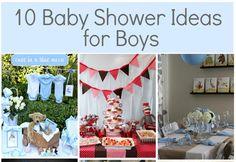 BabyShower.com | 10 Baby Shower Ideas for Boys