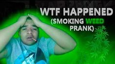 Watch this funny weed prank #StonedTube