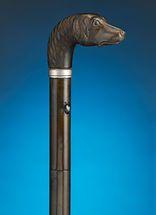 Large Remington Rifle Cane