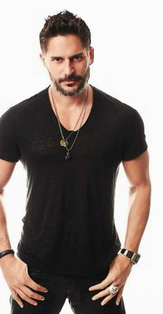 Joe Manganiello He can have me lol