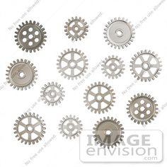 Bike Gear Clip Art   Gear Graphic