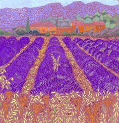 Provence, heat by #Sheila #Smithson