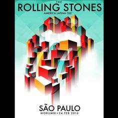 #StonesSãoPaulo
