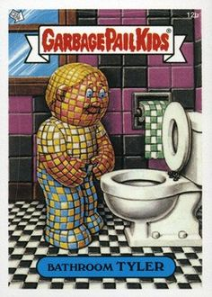 The Garbage Pail Kids Sticker Gallery for All New Series 1 features hi res images of every sticker in the series! 80s Kids, Kids Toys, Garbage Pail Kids Cards, Morning Cartoon, 80 Cartoons, Collectible Cards, Kids Board, Kids Artwork, Kids Stickers