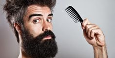 Helping you choose the best beard comb for you 🧔🏻 Eliminate ingrown hairs. Grow a beard faster. Plus benefits of wooden beard combs. Long Beard Styles, Beard Styles For Men, Beard Growth, Beard Care, Hair Growth, Best Beard Comb, Bart Trend, Bart Styles, Barba Grande