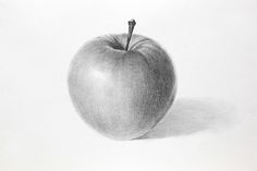 3d Art Drawing, Object Drawing, Basic Drawing, Nature Drawing, Cool Art Drawings, Art Drawings Sketches, Drawing Lessons, Pencil Sketches Easy, Pencil Sketch Drawing