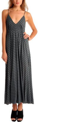 A.L.C. - Long Summer Dress #15things #trending #fashion #style #farmersmarket #ALC #summer Long Summer Dresses, Sundresses, Trending Fashion, Navy Stripes, My Style, Sweaters, Clothes, Dresses For Summer, Outfit