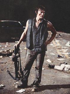 The Walking Dead Daryl