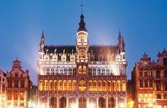 Brussels Travel Tips - ELLE DECOR