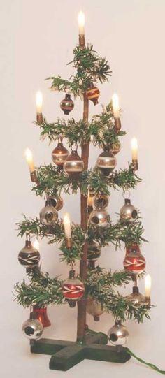 Christmas in Miniature Vintage