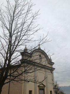 Santuario della Madonna della Neve al Gaggio, Podenzana, northern Tuscany