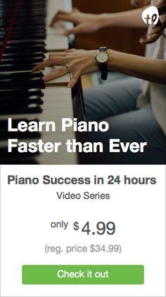 Free Piano Gift