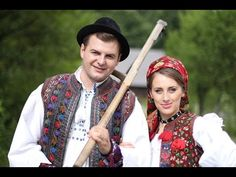 Alexandru Pop și Oana Font - Haida mândră nu-mi fa-n ciudă Folk, Music, Youtube, Musica, Musik, Popular, Forks, Muziek, Folk Music
