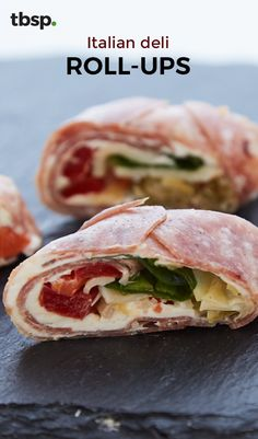 The classic flavors of an Italian deli sandwich—artichokes, provolone, roasted. The classic flavors of an Italian deli sandwich—artichokes, provolone, roasted red pepper—are a Bariatric Recipes, Paleo Recipes, Low Carb Recipes, Cooking Recipes, Keto, Healthy Snacks, Healthy Eating, Italian Deli, Low Carb Lunch
