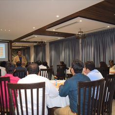 """Bhautik Sheth conducted a training session on """"Digital Marketing for Business Growth"""" at Bardoli Business Network, Bardoli. Business Networking, Digital Marketing Services, Workshop, Training, Atelier, Work Shop Garage, Work Outs, Excercise, Onderwijs"""