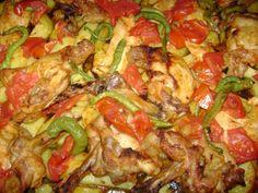 En lezzetli ve kolay Fırında Tavuk İncik Tarifi - Yemektarifleri8