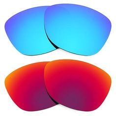 139ac412db Revant Replacement Lenses for Oakley Frogskins 2 Pair Combo Pack K005 Review