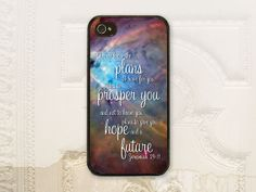 Christian phone case iPhone 4 4S iPhone 5 5S by LilStinkerDesign, $17.99
