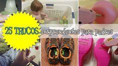 25 trucos sorprendentes para padres http://www.hoynohaycole.com/archives/25-trucos-sorprendentes-para-padres/