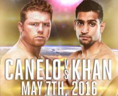 Canelo Alvarez and Amir Khan 3-city press tour begins 2/29