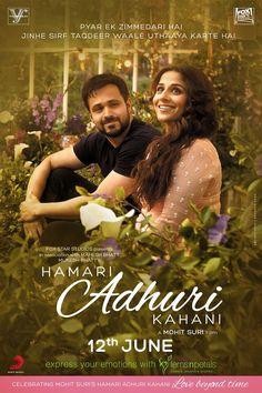 Hamari Adhuri Kahani new Poster