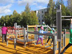 Peltosaaren Lähiliikuntapaikka, Telluskatu 8 koulun takana, Riihimäki