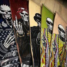 // BRAND OF THE DAY // BLIND - Ripper Series  Miky Papa  Tj Rogers  Kevin Romar  Morgan Smith  Vieni a vederlo in negozio o dai un occhio online su  www.kahunashop.it   #skate #skateboard #skateboarding #kahunashop #enjoythefamily #instask8 #sk8 #skatelife #roma #romeskateboarding #instalike #skatepark # #skateboardingisfun #skateboarder #vsco #vscogram #photooftheday #photography #picture #gift #blindskateboards #skateboardingisfun #skateboarder #christmas