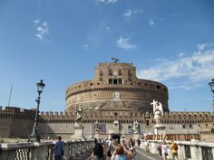 Castle Sant'Angelo in Rome