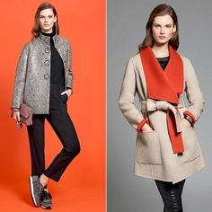 Paule Ka pré collection automne hiver 2015 2016 - Style for U Paule Ka, Coat, Collection, Jackets, Style, Fashion, Fall Winter 2015, Coats, Moda Femenina