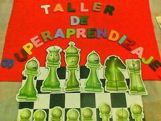TALLER DE AJEDREZ INFANTIL
