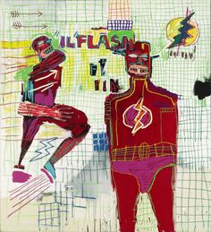 Jean-Michel Basquiat - Underground Art - Urban Art - Neo-Expressionism
