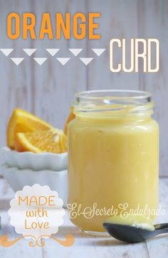 Orange curd - elsecretoendulzado.blogspot.com.es