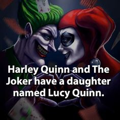 Can't wait to see Harley and Joker in Suicide Squad! Marvel Facts, Marvel Vs, Marvel Dc Comics, Marvel Funny, Joker Facts, Superhero Facts, Minions, Movie Facts, Joker And Harley Quinn