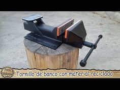 Metal Bending Tools, Metal Working Tools, Homemade Weapons, Homemade Tools, Wood Tools, Diy Tools, Welded Furniture, Metal Art Projects, Welding Tools