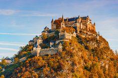 Castle Hochosterwitz, Austria (by Johann G) Austria, Carinthia, Castle Rock, 12th Century, Salzburg, Classic House, Beautiful World, Croatia, Barcelona Cathedral