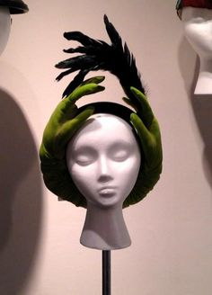 Anya Caliendo.Couture Millinery Atelier.
