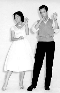 Who? THESE two? Oh, that's just Bruce Lee & his wife, winning a cha-cha contest, because they're professional dancers.  #NoBigDeal