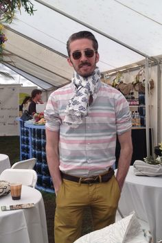 Styling with Robert Allen Naturals Fabrics #RANaturals