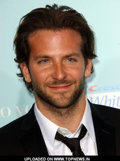 Bradley Cooper.  I don't really understand why it took me so long to get him on here.    Google Image Result for http://4.bp.blogspot.com/