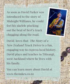 Music Man, David Parker | Handmade Histories