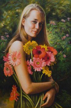 irina vitalievna karkabi | Maher Art Gallery: Irina Vitalievna Karkabi