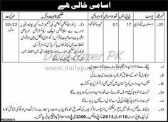 Jobs Opportunities In Islamabad  http://www.dailypaperpk.com/jobs/177682/jobs-opportunities-islamabad