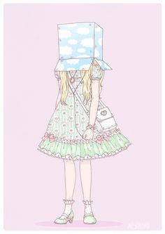 fun lolita art