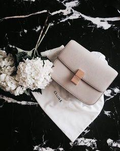 This Céline bag is beyond gorgeous.